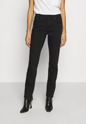 LANG - Slim fit jeans - black