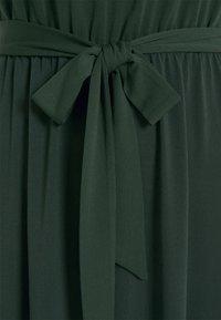 Anna Field - Vestito di maglina - dark green - 2