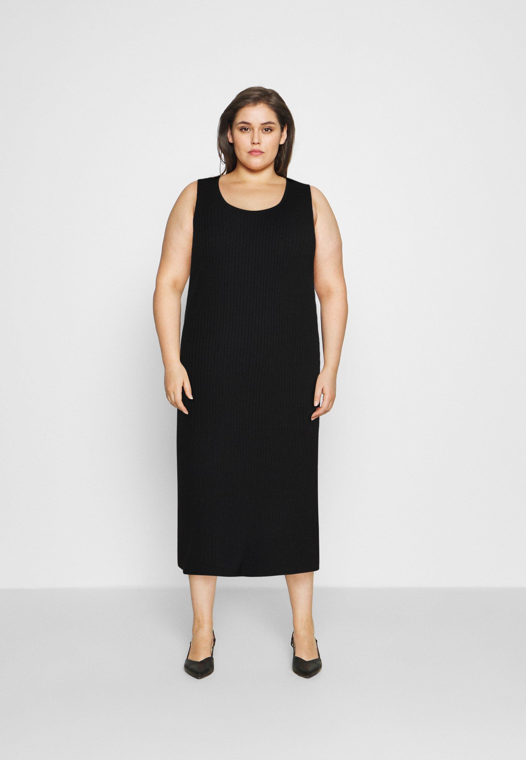 Mujer SLEEVELESS MIDI DRESS - Vestido informal