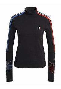 adidas Originals - Langærmede T-shirts - black - 7
