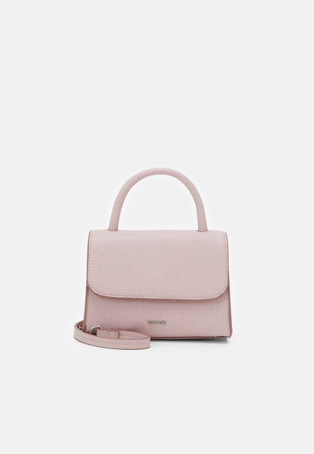 CROSSBODY BAG ANT - Schoudertas - pink