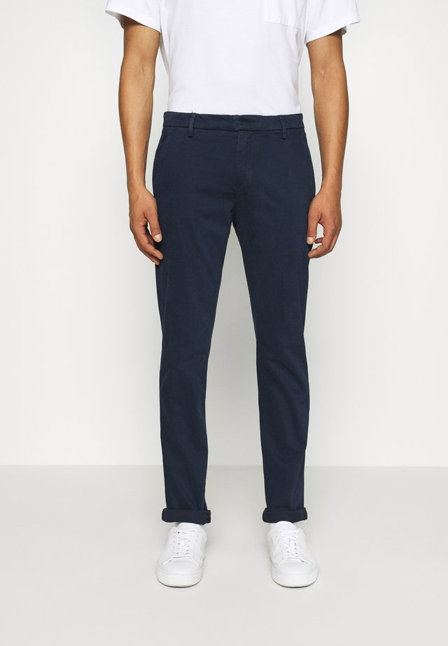 PANTALONE GAUBERT - Chinos - dark blue