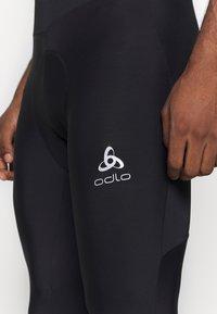 ODLO - TIGHTS SUSPENDERS ZEROWEIGHT  - Leggings - black - 6