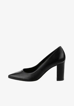 UMBRIATICO  - Classic heels - mottled black