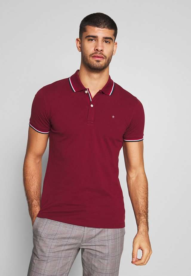 NECETVO - Poloshirts - blackberry wine