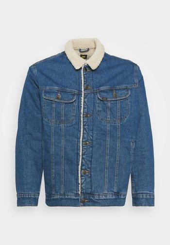 JACKET - Denim jacket - mid new hill