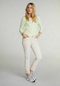 Oui - Sweatshirt - white yellow/or - 1