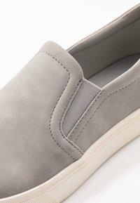 Esprit - SEMMY - Nazouvací boty - light grey - 2