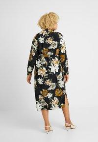Evans - FLORAL A LINE DRESS - Skjortekjole - multi - 2