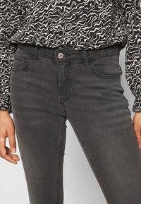 JDY - JDYSONJA LIFE - Jeans Skinny Fit - grey denim - 5