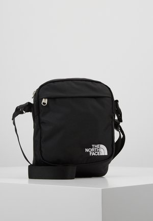 SHOULDER BAG - Axelremsväska - black/white