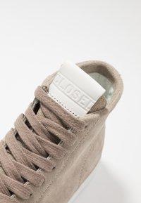 CLOSED - SANDY - Zapatillas altas - grey heather melange - 2