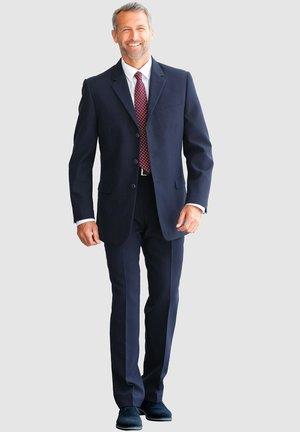Suit - marineblau