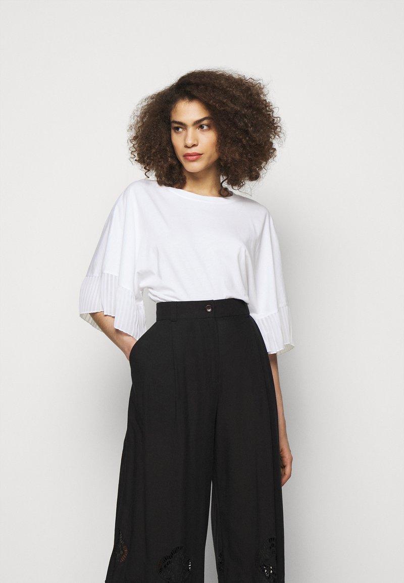 See by Chloé - Jednoduché triko - white