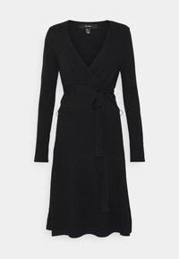 VMKARISARA WRAP DRESS  - Jumper dress - black