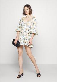 Bec & Bridge - FLEURETTE MINI DRESS - Day dress - floral print - 1