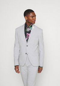 Isaac Dewhirst - PLAIN LIGHT SUIT - Completo - grey - 2