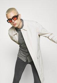Calvin Klein Tailored - SLIM FIT - Shirt - black - 3
