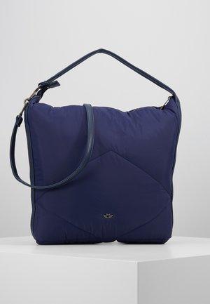 DAVIE - Tote bag - navy