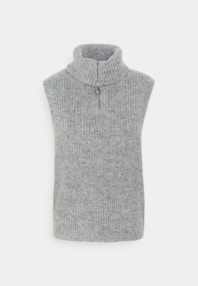 OBJRACHEL  - Jumper - light grey melange