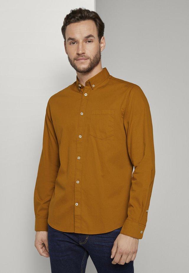 Shirt - spicy pumpkin orange