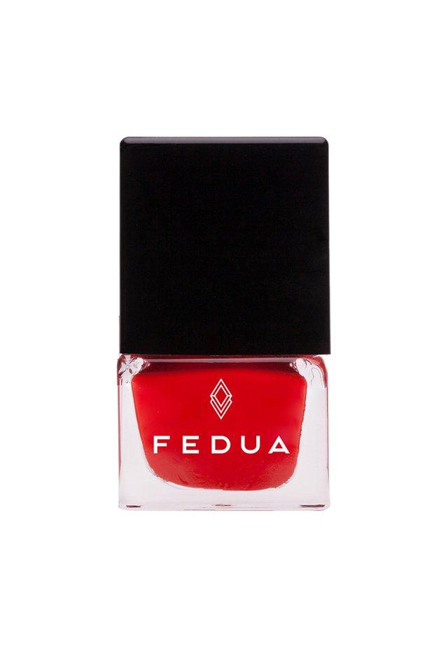 NAIL POLISH MINI SIZE BOX - Nail polish - m0002 currant red