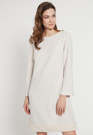EADORA - Jersey dress - offwhite