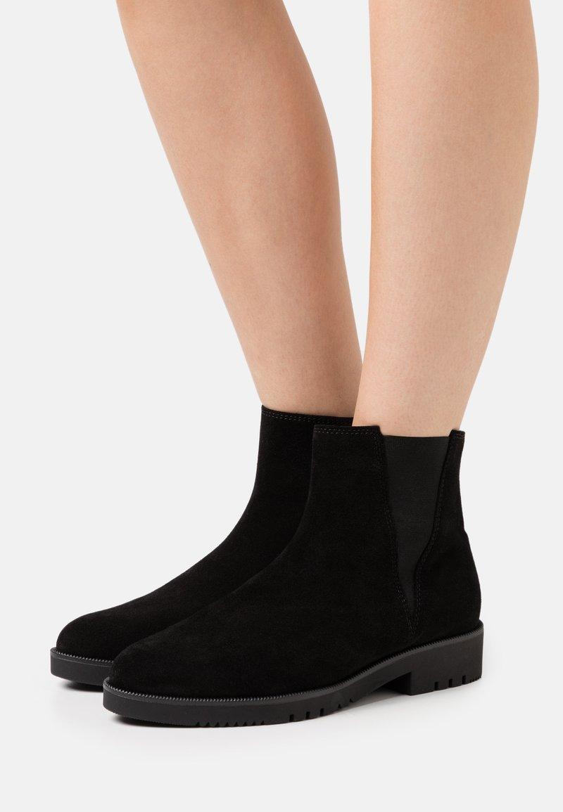 Gabor Comfort - Kotníkové boty - schwarz