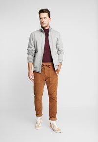 Esprit - Bluza rozpinana - medium grey - 1