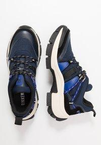 Bikkembergs - DELMAR - Trainers - bluette/black - 1