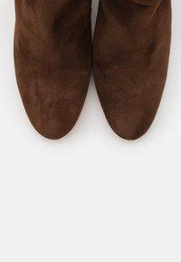 Jonak - CALIME - Laarzen met hoge hak - marron force - 5