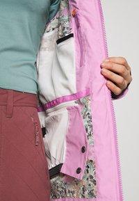 Burton - LAROSA PUFFY  - Snowboard jacket - orchid - 5