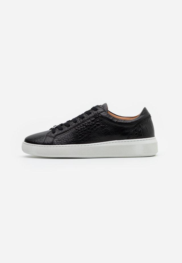 Sneakers basse - noir