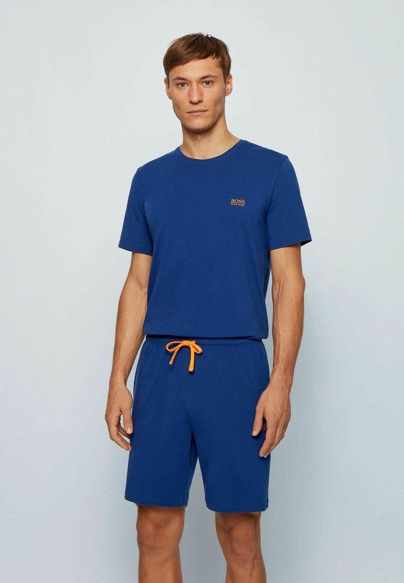BOSS - Shorts - blue