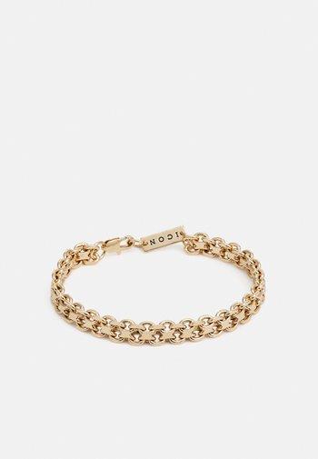 CLUSTER CHAIN BRACELET - Bracciale - gold-coloured