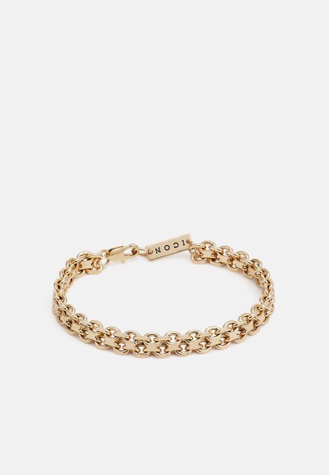 CLUSTER CHAIN BRACELET - Armbånd - gold-coloured