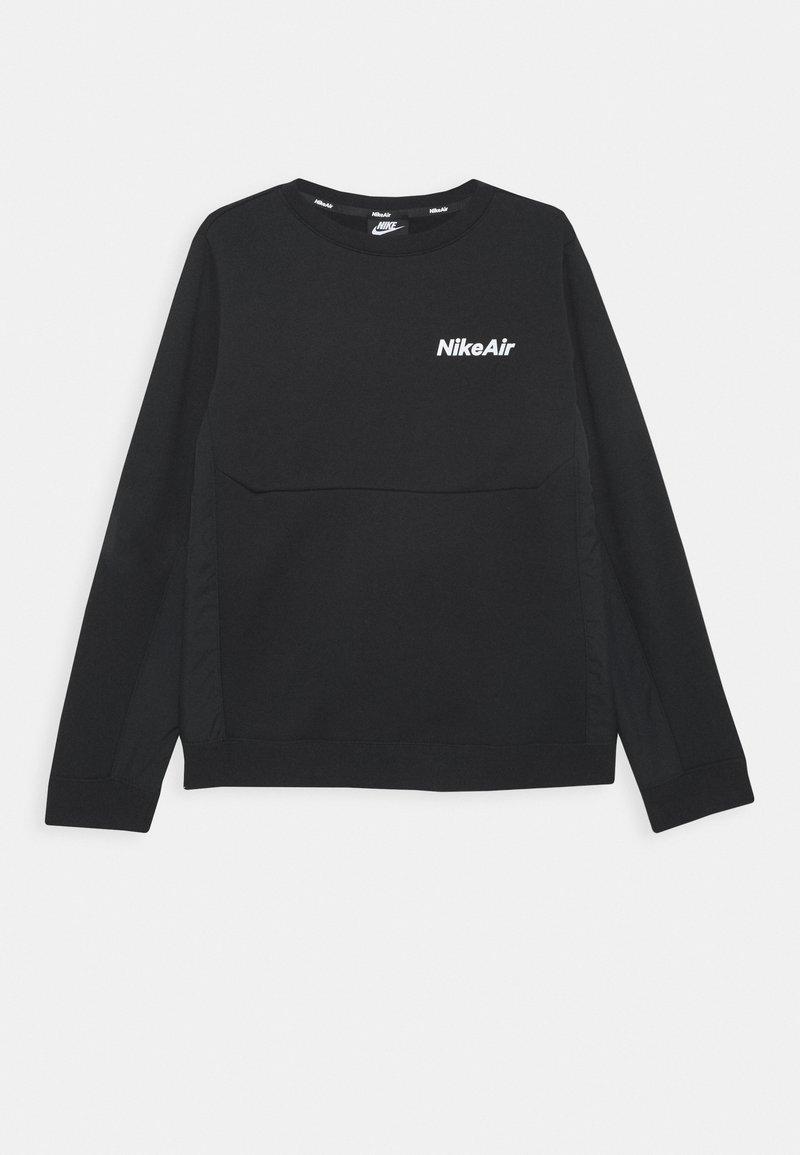 Nike Sportswear - AIR CREW - Sudadera - black