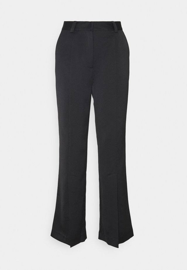 ELMACRAS PANTS - Bukse - black