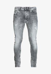 Tigha - MORTEN 9941  - Jeans slim fit - light grey - 4