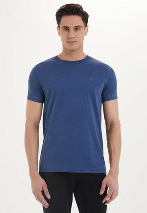 ESSENTIALS  - T-shirt basic - dark denim