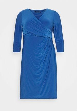 CLEORA  DAY DRESS - Shift dress - dark cerulean