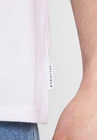 Bellfield - CALIFORNIA  - Print T-shirt - white - 5