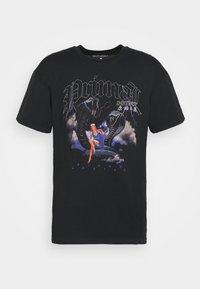 Night Addict - PRIMAL - Print T-shirt - black - 0