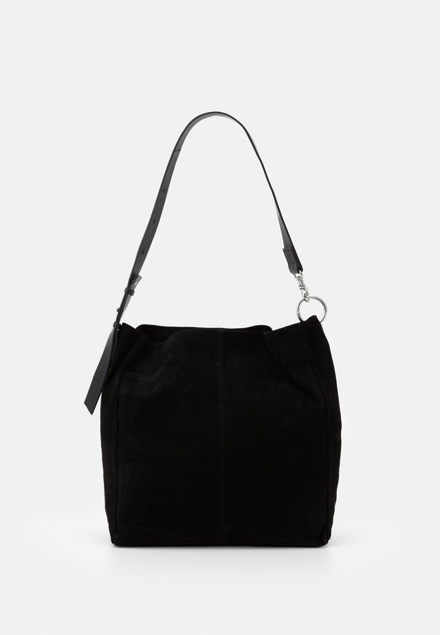 LENA - Torba na zakupy - black