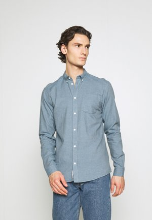 JAY - Shirt - bluestone