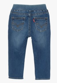 Levi's® - SKINNY FIT UNISEX - Vaqueros pitillo - low down - 1
