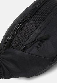 ARKK Copenhagen - BUM BAG - Bum bag - black - 5