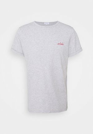 CLASSIC TEE ARTISTE - Triko s potiskem - light heather grey