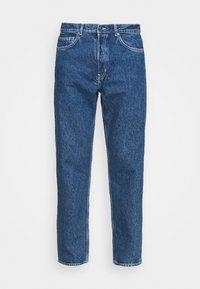 CLEAN - Straight leg jeans - blue