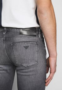 Emporio Armani - Slim fit jeans - grey denim - 6